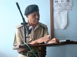 Kamishna wa jeshi la polisi Zanzibar Mussa Ali Mussa