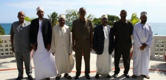 Kamati ya kitaifa ya maridhiano Zanzibar