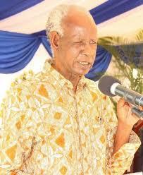Mwenyekiti wa tume ya mabadiliko ya katiba Zanzibari 2013