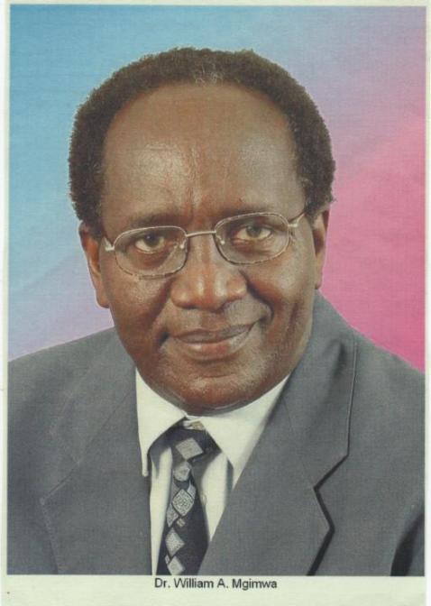 Dr. William Mgimwa