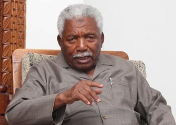 Rais Mstaafu wa Tanzania Ali Hassan Mwinyi