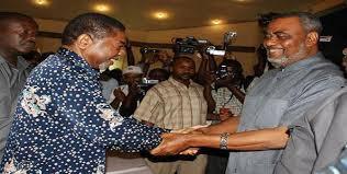 Rais wa Zanzibar Dr. Ali Mohamed Shein akiwa na makamu wake wa kwanza