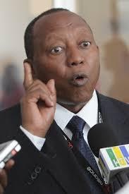 Waziri mkuu wa zamani Tanzania Federick Sumaye