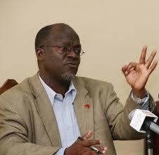 Rais wa Tanzania Dkt. John Magufuli