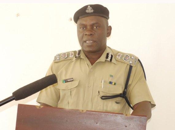 Kamanda wa Polisi Mkoa wa Mwanza, Justus Kamugisha