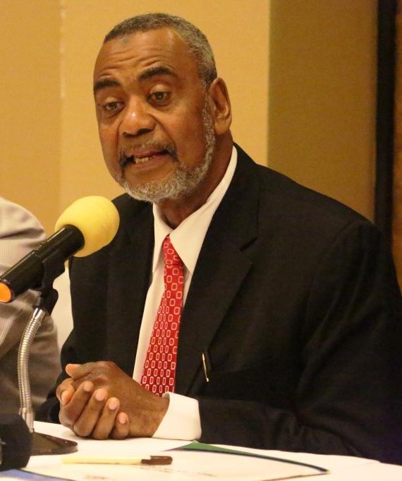 Katibu mkuu wa CUF Malim Seif Sharif Hamad